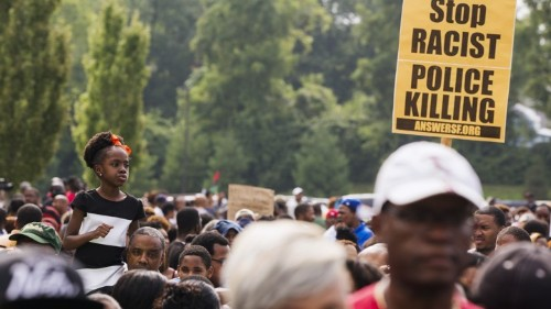 Self-Segregation: Why It's So Hard for Whites to Understand Ferguson