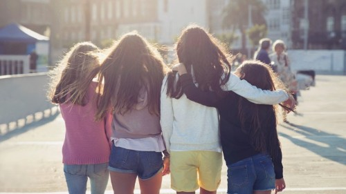 Why Women's Friendships Are So Complicated