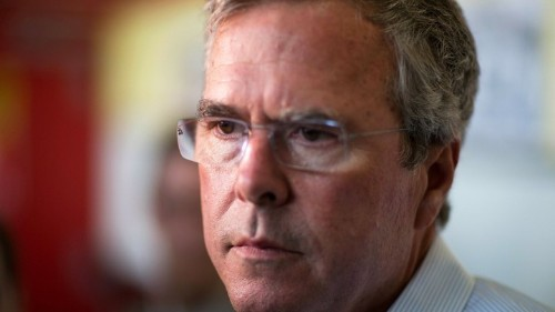 How Trump Makes Jeb Bush Seem Like a Wimp
