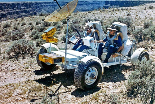Apollo Training: When Arizona Stood In for the Moon