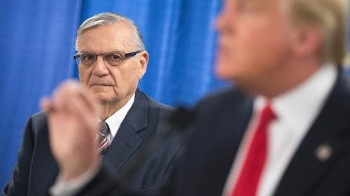 President Trump Pardons Former Sheriff Joe Arpaio