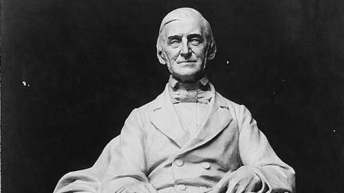 Ralph Waldo Emerson's Call to Save America