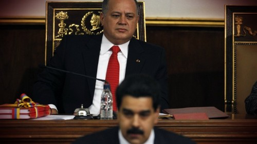 The Frank Underwood of Venezuela