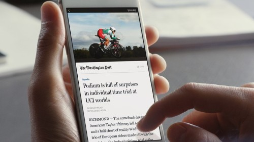 72 Hours With Facebook Instant Articles