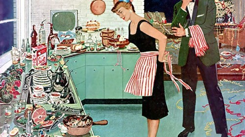Women Spend Nearly an Hour More Per Day on Chores Than Men
