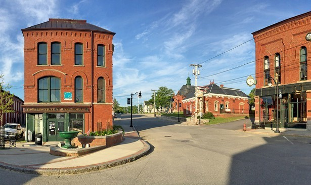 How Artists Build the Spirit of a Town