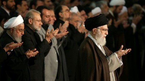 Iran's Leaders Have a Problem They Can't Fix