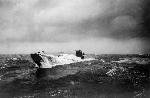 World War I in Photos: The War at Sea