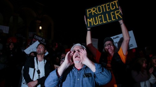 Mueller Delivers His Report—and Trump Loses His Villain