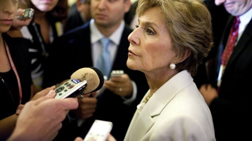 Barbara Boxer: 'One of the Most Steadfast Champions for Women'