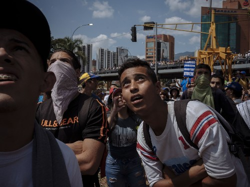Venezuela Is the Eerie Endgame of Modern Politics