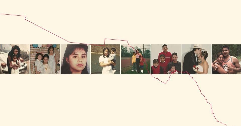 Three Border Crossings: One Immigrant's Journey