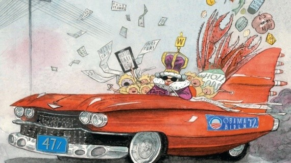 The Return of the Welfare Queen