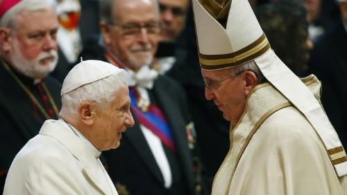 Pope Benedict Says Blame the '60s for Priests' Abuse