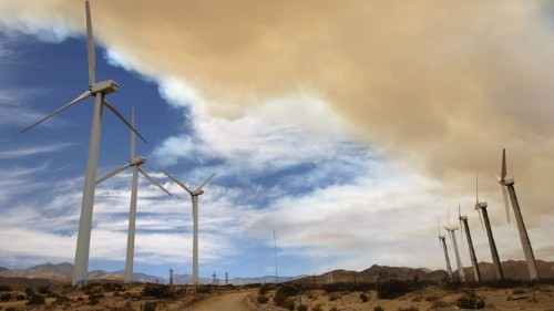 The Crazy Economics of the Wind Industry in Two Charts