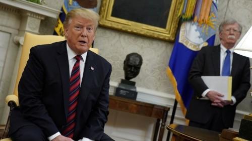 Trump Has No Idea What His Iran Policy Is