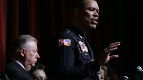 A Black Police Chief on the Dallas Attacks