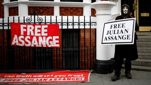 You Don't Have to Like Julian Assange to Defend Him