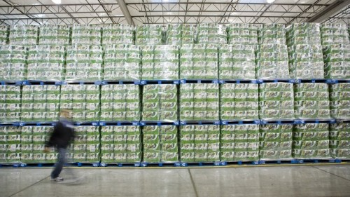 Americans Are Weirdly Obsessed With Paper Towels