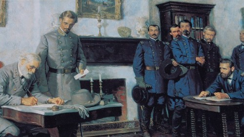 Appomattox and the Ongoing Civil War