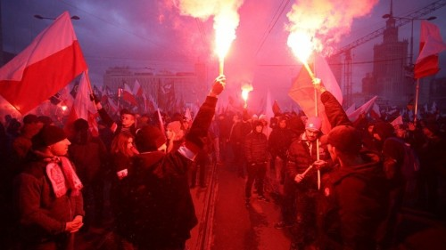 Poland and the Uncontrollable Fury of Europe's Far Right