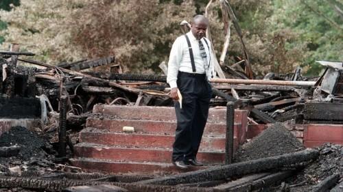 Black Churches Are Burning Again in America