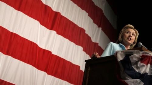 Hillary Clinton's Blunt View of Social Progress