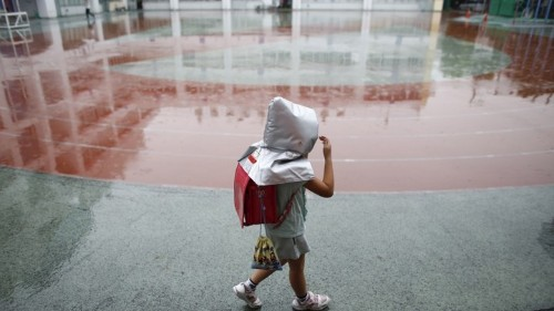 Why Japanese Kids Can Walk to School Alone