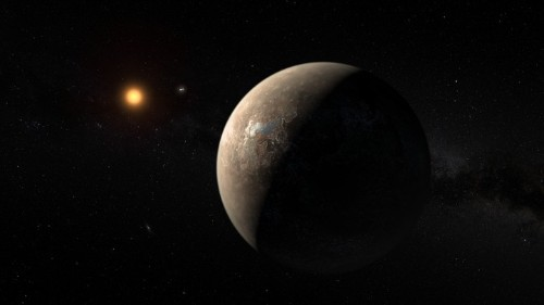 A Glowing Clue in the Search for Alien Life