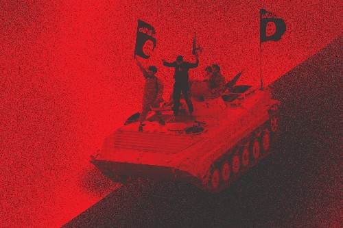 How ISIS Spread in the Middle East
