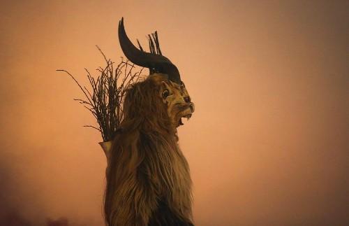 Krampus: Saint Nicholas' Dark Companion