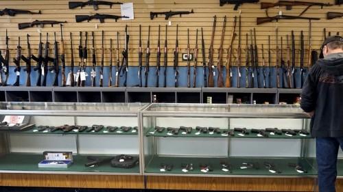 The Missing Data on Gun Violence