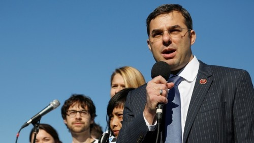 Justin Amash and the Moral Minority