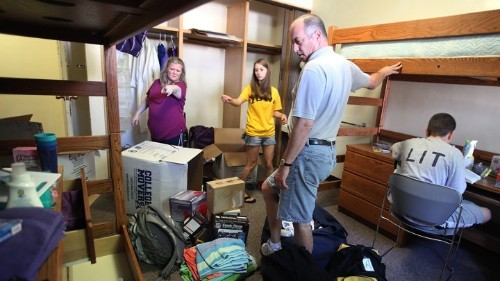 How College Changes the Parent-Child Relationship