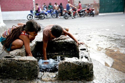 Venezuela Is Falling Apart
