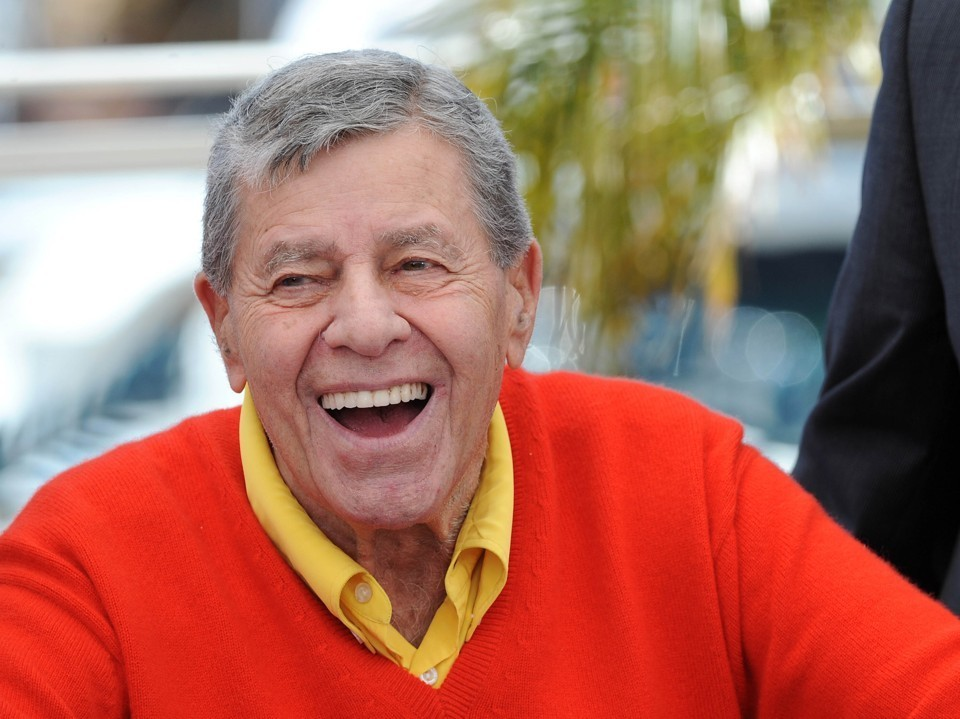 Jerry Lewis 2017 - cover
