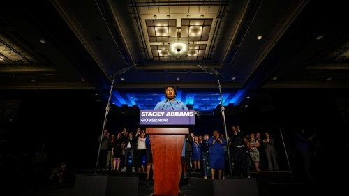 Stacey Abrams Is Still Waiting for a Miracle