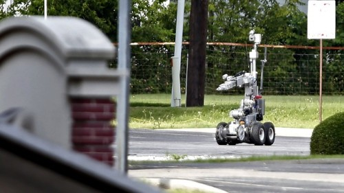 The Dallas Shooting and the Advent of Killer Police Robots