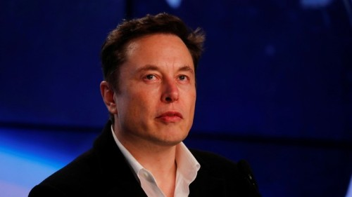 Elon Musk's Emotional Response to a Space Milestone