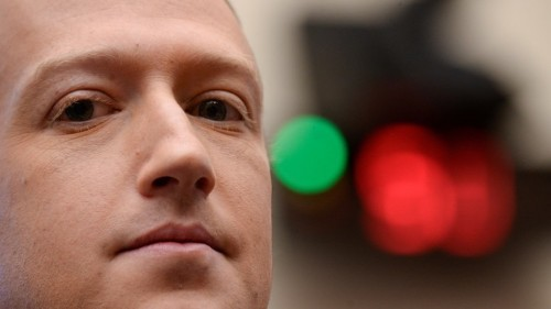 Hillary Clinton: Mark Zuckerberg Has 'Authoritarian' Views on Misinformation