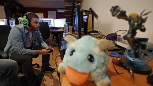 This Guy Makes Millions Playing Video Games on YouTube