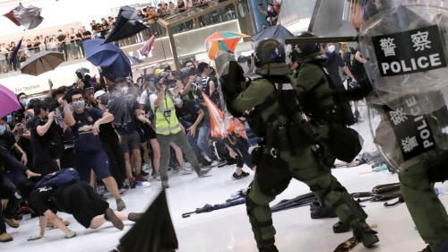 Hong Kong's Protests are Getting More Radical