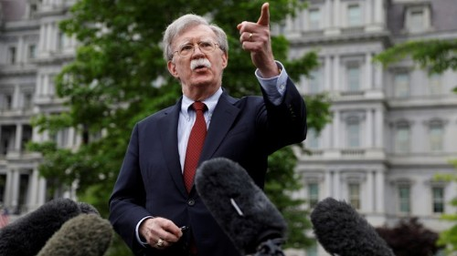 Bolton Keeps Trying to Goad Iran Into War