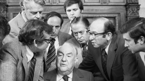 Five Reasons the Comey Affair Is Worse Than Watergate