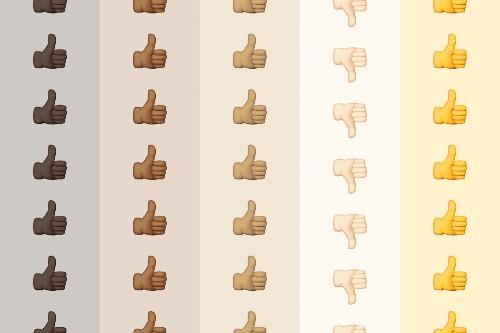 Is It Okay to Use White Emoji?