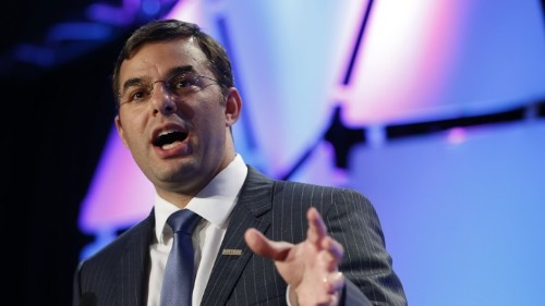 Justin Amash Calls for Trump's Impeachment