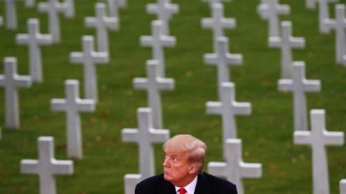 Trump Gets NATO Backwards