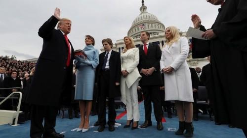 Donald Trump's Impeachable Offense