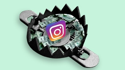 Hackers Are Stealing Instagram-Influencer Accounts