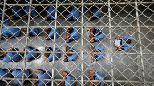 The Prison-Health Paradox